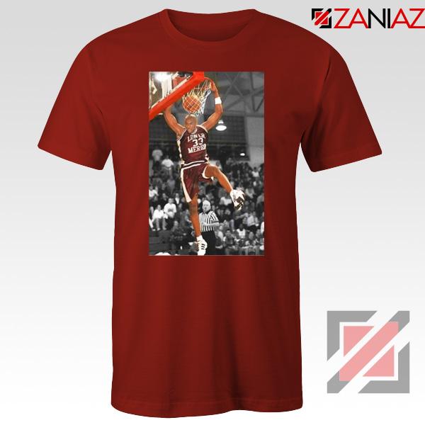 Superstar Kobe Bryant Red Tee