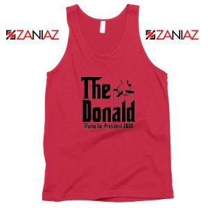 The Donald Tank Top Parody Trump