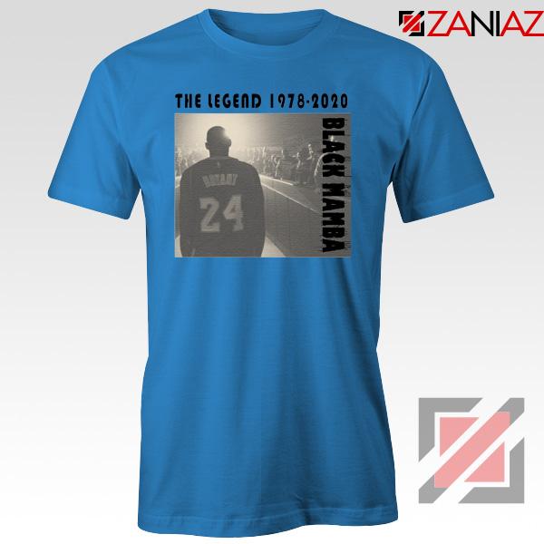 The Legend LA Lakers Blue Tee Shirt