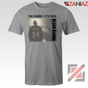 The Legend LA Lakers Grey Tee Shirt