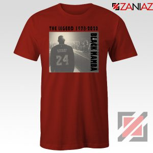The Legend LA Lakers Red Tee Shirt