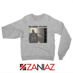 The Legend LA Lakers White Grey Sweater