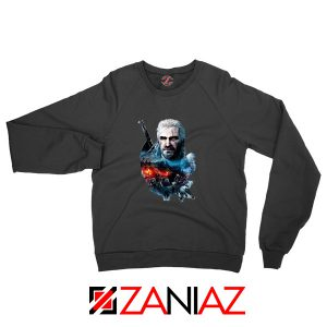 The Witcher 3 Into The Fire Sweater