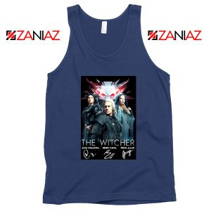 The Witcher Characters Tank Top