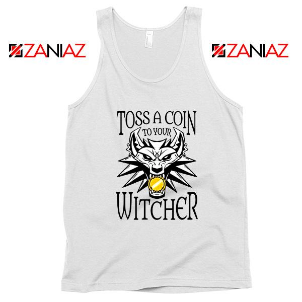 The Witcher Netflix Logo Tank Top
