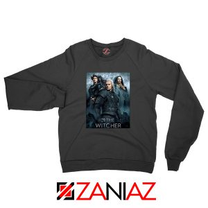 The Witcher Season 1 Black Sweater