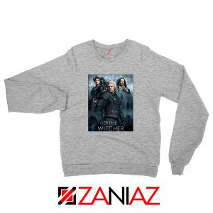 The Witcher Season 1 Grey Sweater