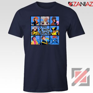 X Men Bunch Navy Tshirt