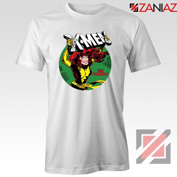 X Men Defeated White Tee Shirt