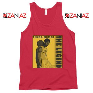 Young Mamba Red Tank Top
