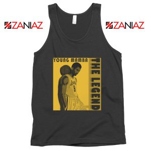 Young Mamba Tank Top The Legend NBA Tops S-3XL