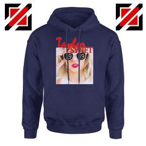 1989 Taylor Swift Navy Hoodie