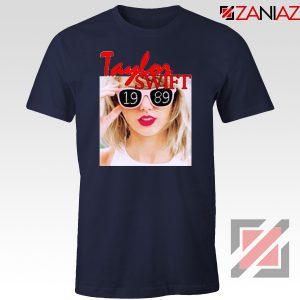 1989 Taylor Swift Navy Tee Shirt