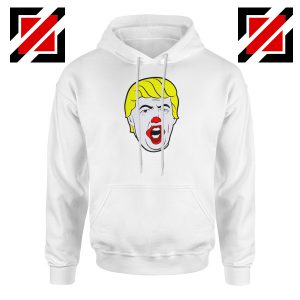 Anti Trump Clown Hoodie