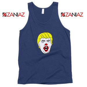 Anti Trump Clown Tank Top