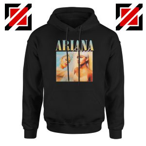 Ariana Grande 90s Hoodie