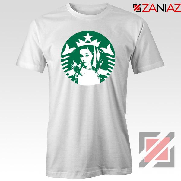 Ariana Grande Pop Music White Tshirt