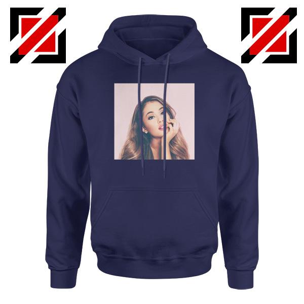 Ariana Grande Posters Navy Blue Hoodie
