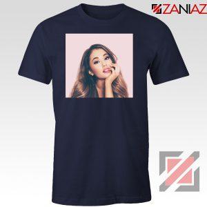 Ariana Grande Posters Navy Blue Tshirt