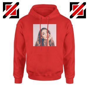 Ariana Grande Posters Red Hoodie