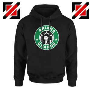 Ariana Grande Starbucks Parody Hoodie