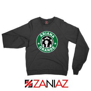 Ariana Grande Starbucks Parody Sweater