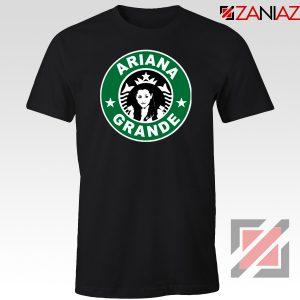 Ariana Grande Starbucks Parody Tshirt