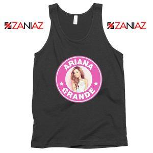 Ariana Grande Starbucks Pink Tank Top
