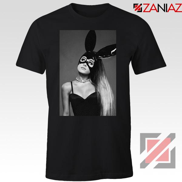 Ariana Grande Tour 2019 Black Tshirt