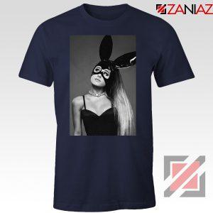 Ariana Grande Tour 2019 Navy Blue Tshirt