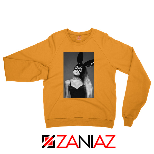 Ariana Grande Tour 2019 Orange Sweatshirt