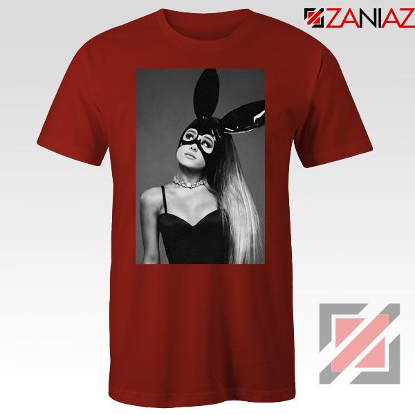 Ariana Grande Tour 2019 Red Tshirt