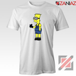 Bart Minion Simpson Tshirt