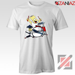 Bart Plays The Drums Tshirt