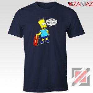 Bart Simpson Character Tshirt