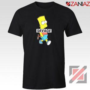 Bart Simpson Savage Tshirt