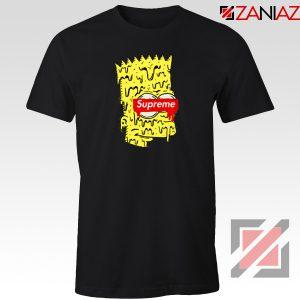 Bart Simpson Supreme Parody Tshirt
