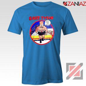 Bart Tyson BLue Tee Shirt