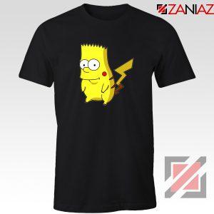 Bartachu Simpson Black Tshirt