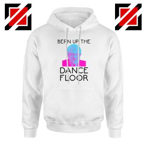 Bern Up The Dance Floor Hoodie