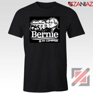 Bernie Sanders Communist Black Tshirt
