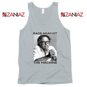 Bernies Rage Agaist The Machine Grey Tank Top