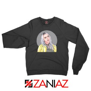 Billie Eilish Art Sweatshirt