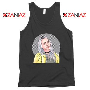 Billie Eilish Art Tank Top