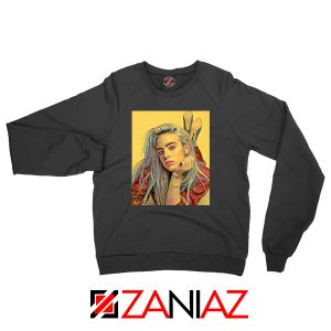 Billie Eilish Artist Sweater