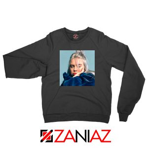 Billie Eilish Artist Sweatshirt