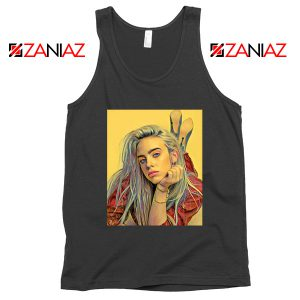 Billie Eilish Artist Tank Top