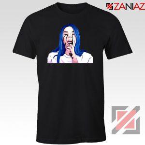 Billie Eilish Crying Tshirt