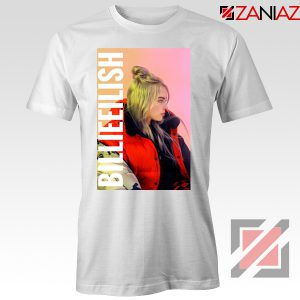 Billie Eilish Pirate White Tshirt