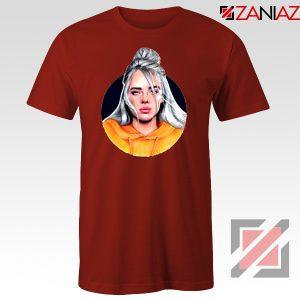Billie Eilish Singer Tshirt